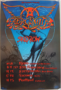 Aerosmith - Bill Graham Presents