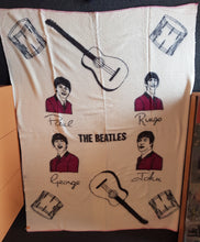 Load image into Gallery viewer, Beatles - Blanket