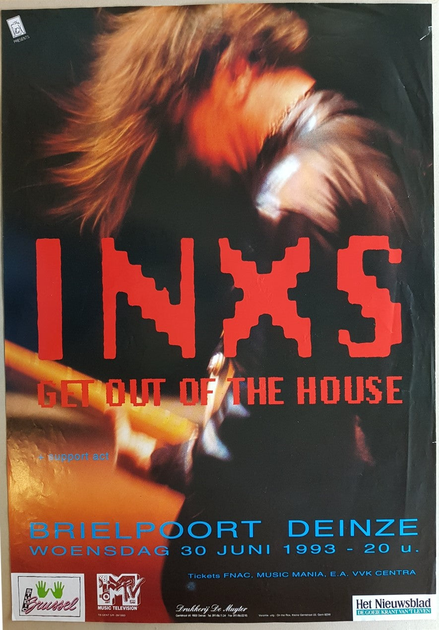 Inxs - Get Out Of the House 1993