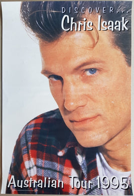 Chris Isaak - Australian Tour 1995