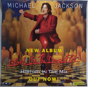 Jackson, Michael - Blood On The Dance Floor