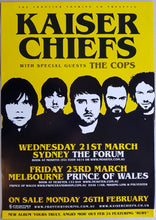 Load image into Gallery viewer, Kaiser Chiefs - 2007