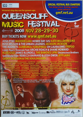 Queenscliff Music Festival 2008