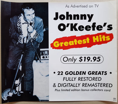 Johnny O'Keefe - Greatest Hits