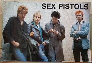 Sex Pistols - Richard House
