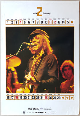 Bob Welch - '79 Calendar Rock