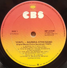 Load image into Gallery viewer, Barbra Streisand - Yentl - Original Motion Picture Soundtrack