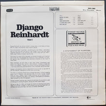 Load image into Gallery viewer, Django Reinhardt Volume II