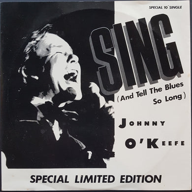 Johnny O'Keefe - Sing (And Tell The Blues So Long)