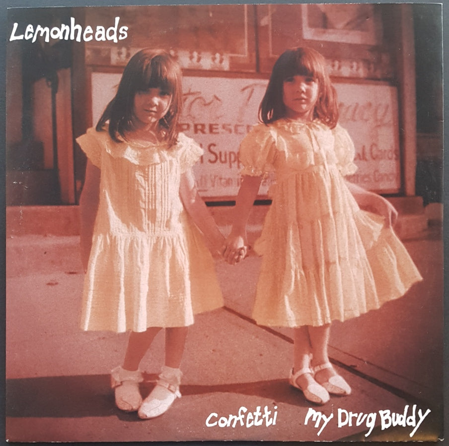 Lemonheads - Confetti / My Drug Buddy