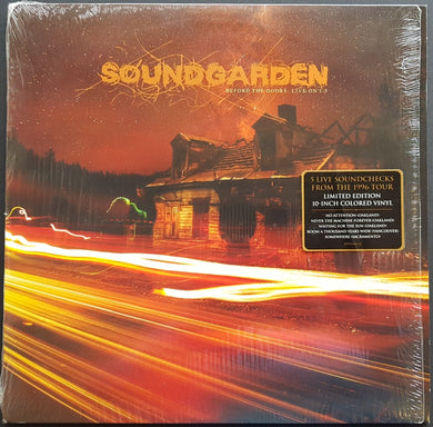Soundgarden - Before The Doors: Live On I-5