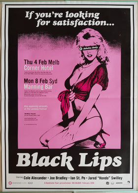 Black Lips - If You're Looking For Satisfaction...2010