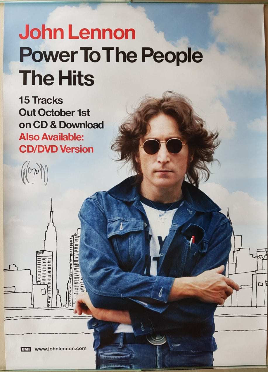 Beatles (John Lennon) - Power To The People - The Hits