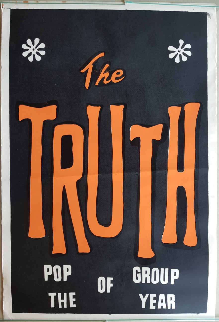 The Truth (Oz 60'S) - Pop Group Of The Year