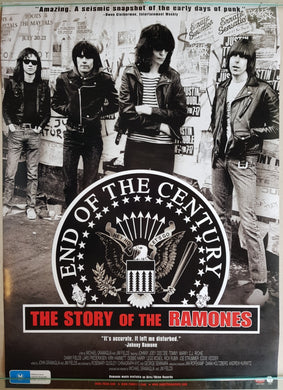 Ramones - It's Alive / End Of The Century