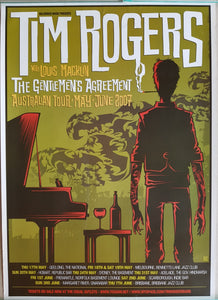 You Am I (Tim Rogers) - The Gentlemen's Agreement Tour 2007