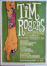 Load image into Gallery viewer, You Am I (Tim Rogers) - The Reprobates Agreement Tour 2007