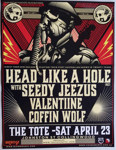 Seedy Jeezus - The Tote 2016
