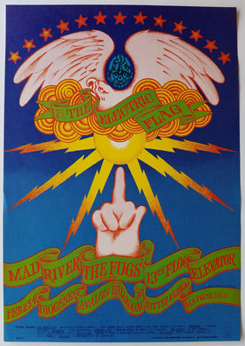 13th Floor Elevators - Avalon Ballroom 1968