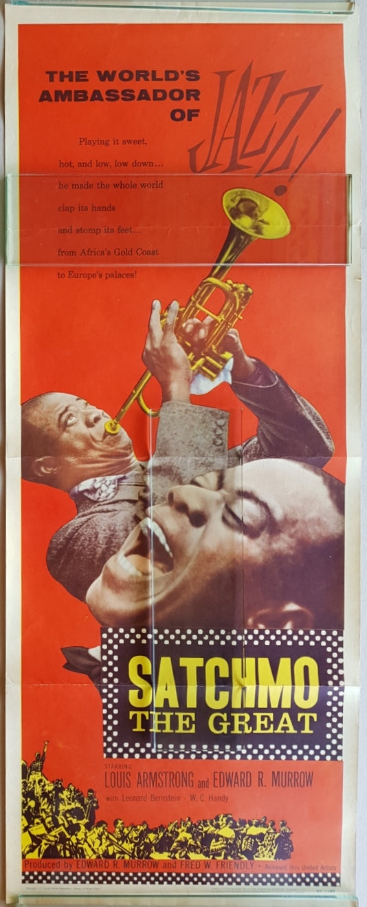 Louis Armstrong - Satchmo The Great!