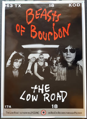 Beasts Of Bourbon - The Low Raod