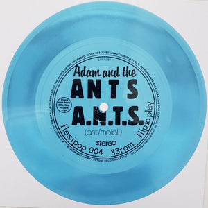 Adam & The Ants - A.N.T.S.