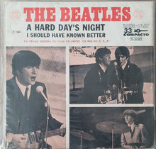 Load image into Gallery viewer, Beatles - A Hard Day's Night