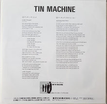 Load image into Gallery viewer, David Bowie (Tin Machine) - Under The God