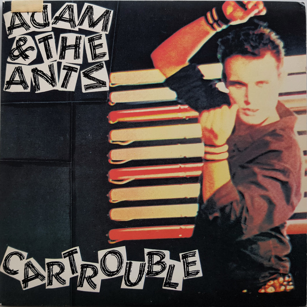 Adam & The Ants - Cartrouble