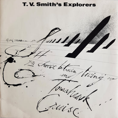 Adverts (T.V. Smith's Explorers) - Tomahawk Cruise