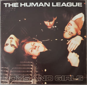 Human League - Boys And Girls