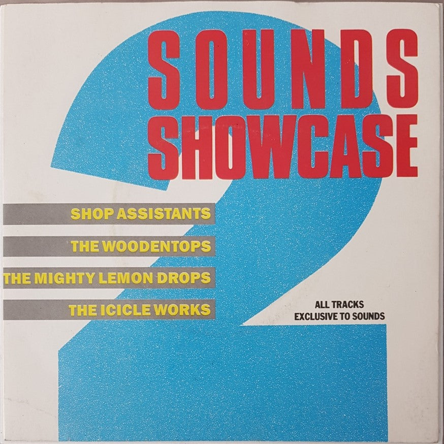 Icicle Works - Sounds Showcase 2
