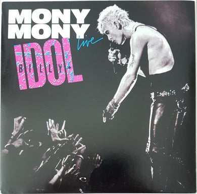 Billy Idol - Mony Mony Live