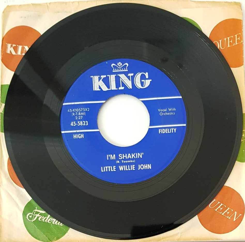 Little Willie John - I'm Shakin'