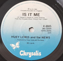 Load image into Gallery viewer, Huey Lewis & The News - Do You Believe In Love