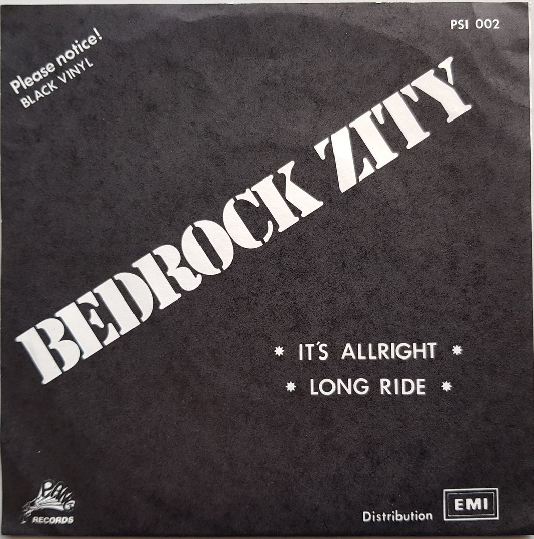 Bedrock Zity - It's Allright
