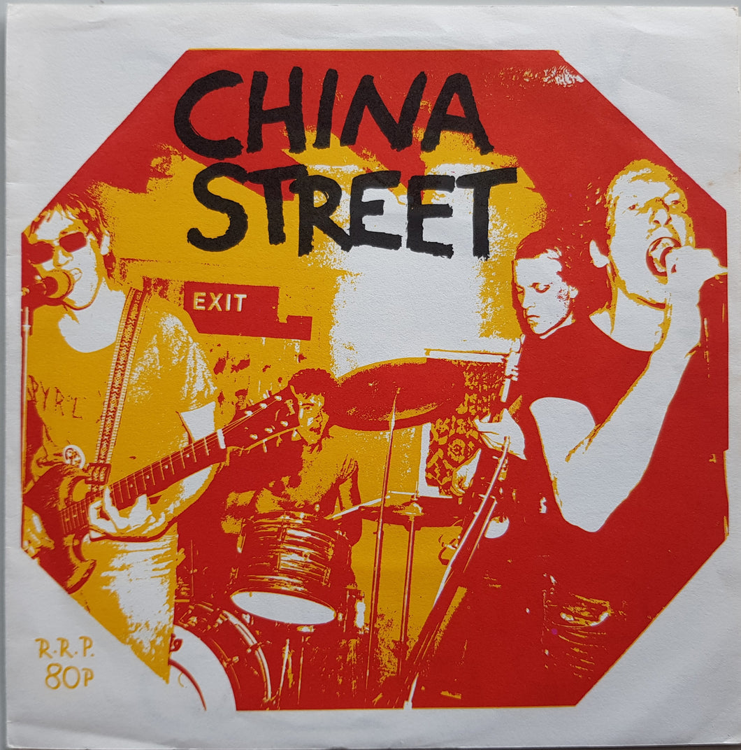 China Street - You're A Ruin