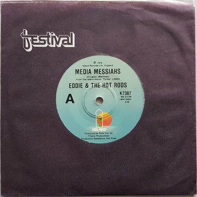 Eddie And The Hot Rods - Media Messiahs