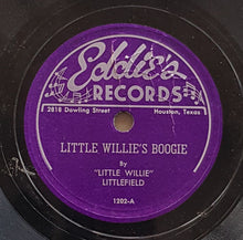 "Load image into Gallery viewer, ""Little Willie"" Littlefield - Little Willie's Boogie"