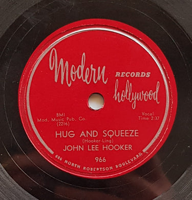 John Lee Hooker - Hug And Squeeze