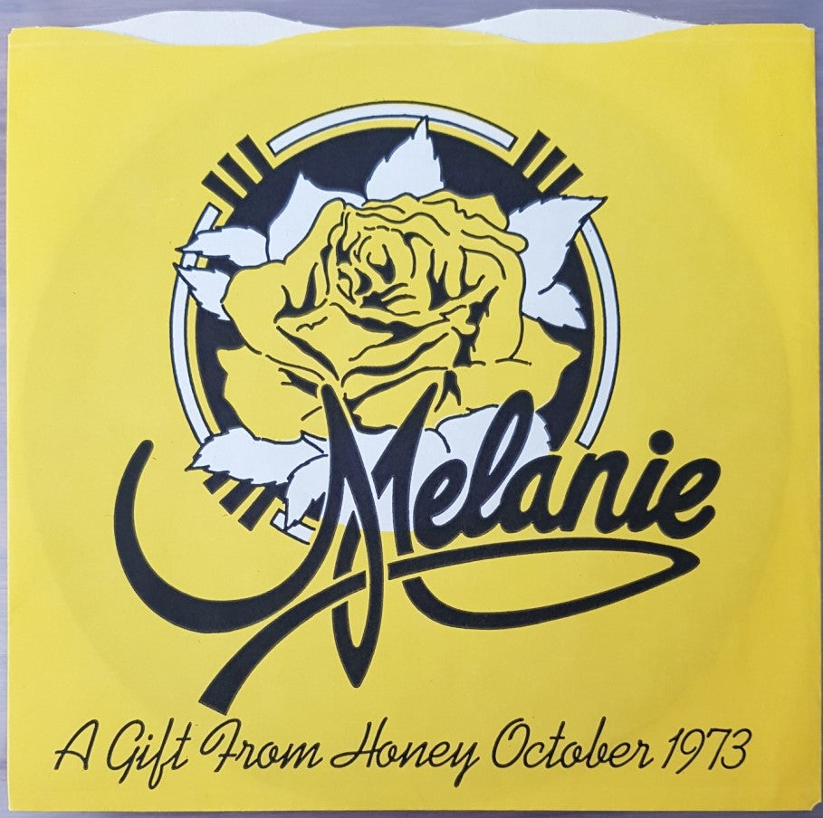 Melanie - A Gift From Honey October 1973
