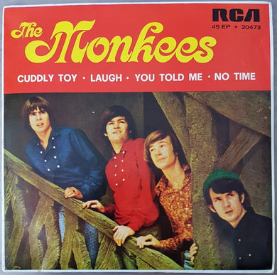 Monkees - Cuddly Toy