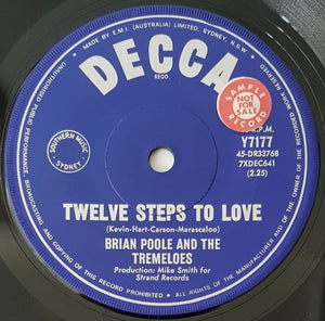 Brian Poole And The Tremeloes - Twelve Steps To Love