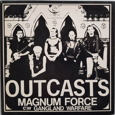 Outcasts - Magnum Force