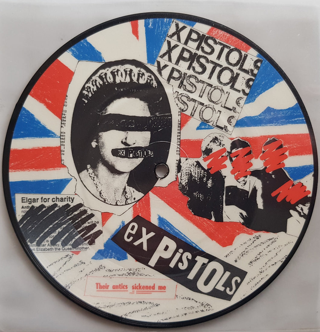 Sex Pistols (Ex Pistols) - Land Of Hope & Glory