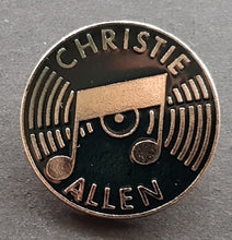 Load image into Gallery viewer, Allen, Christie - Badge