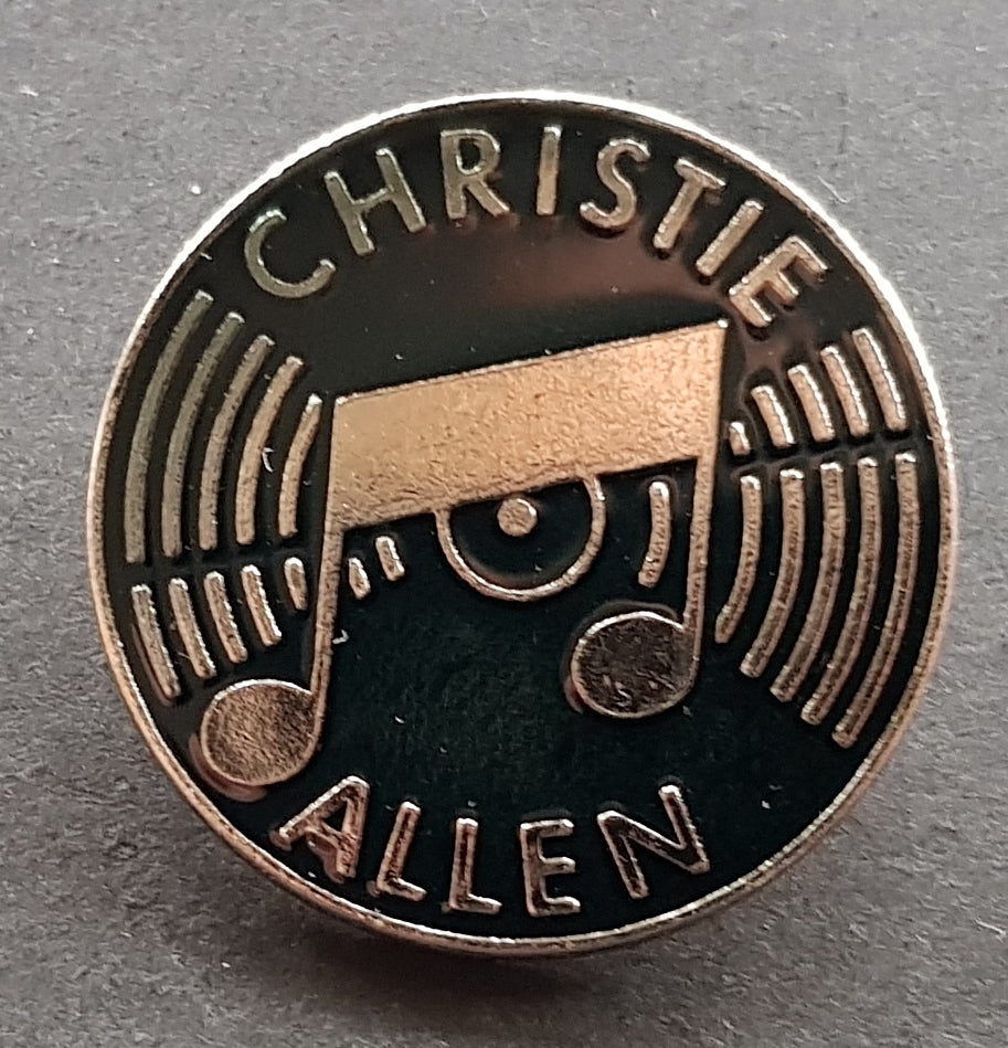 Allen, Christie - Badge
