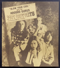Load image into Gallery viewer, Hoodoo Gurus - 3XY Music Survey Chart