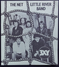 Load image into Gallery viewer, Little River Band - 3XY Music Survey Chart
