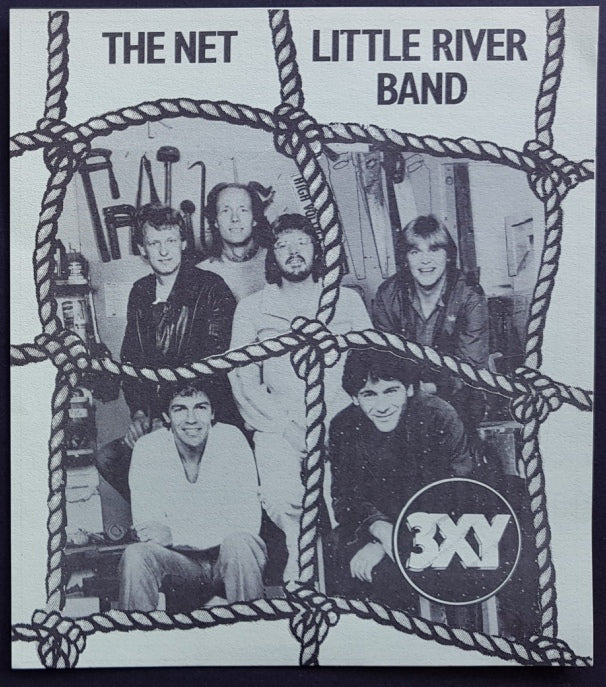 Little River Band - 3XY Music Survey Chart